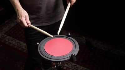 Keo Percussion Nicko McBrain 10 Boomer Pad
