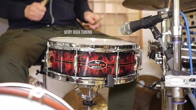 Pearl 14x05 The Igniter Snare Drum