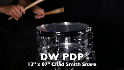DW PDP 13x07 Chad Smith Signature Snare