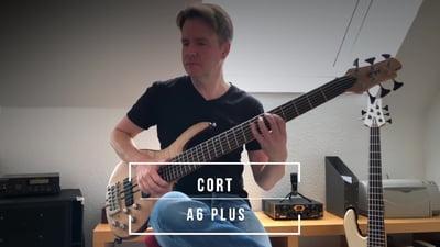 Cort A6 Plus