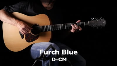 Furch Blue D-CM