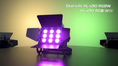 Stairville HL-x90 RGB