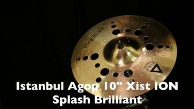 Istanbul Agop 10 Splash