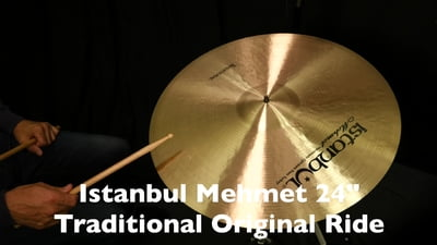 Istanbul Mehmet 24 Traditional Original Ride