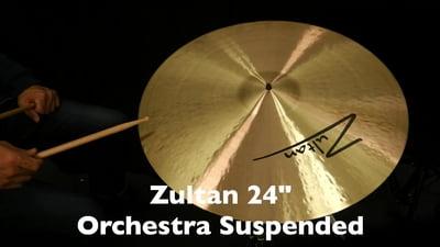 Zultan 24 Orchester Wirbelbecken