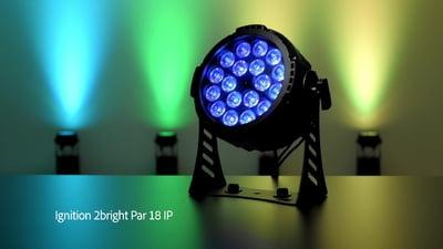 Ignition 2bright Par 18 IP