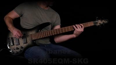Ibanez SR405EQM-SKG E-Bass
